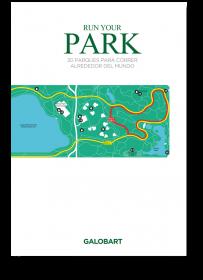 Run your park. Rutas para correr libro