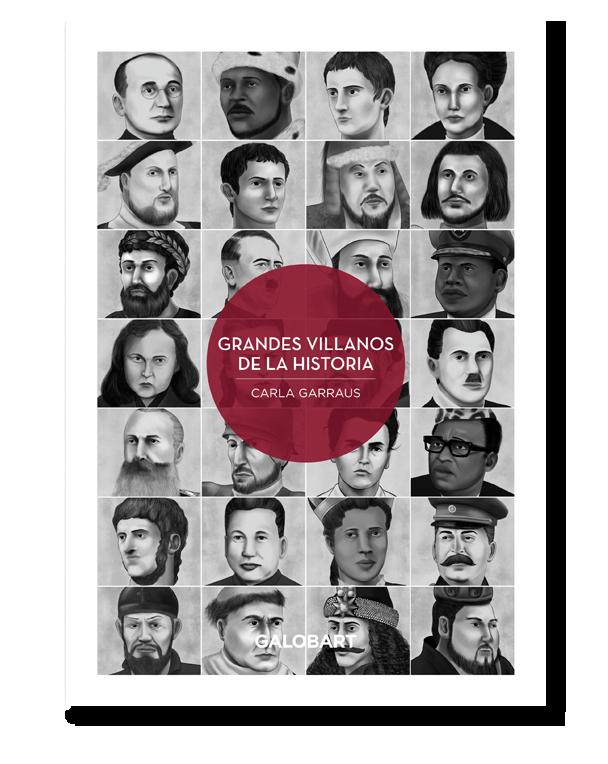 villanos de la historia