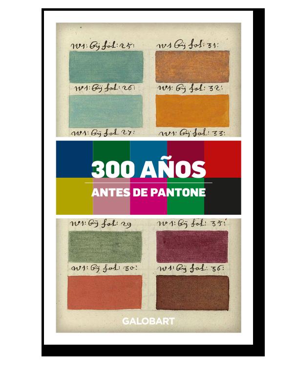 300 años antes del Pantone