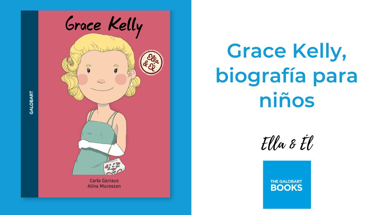 Grace Kelly biografía para niños