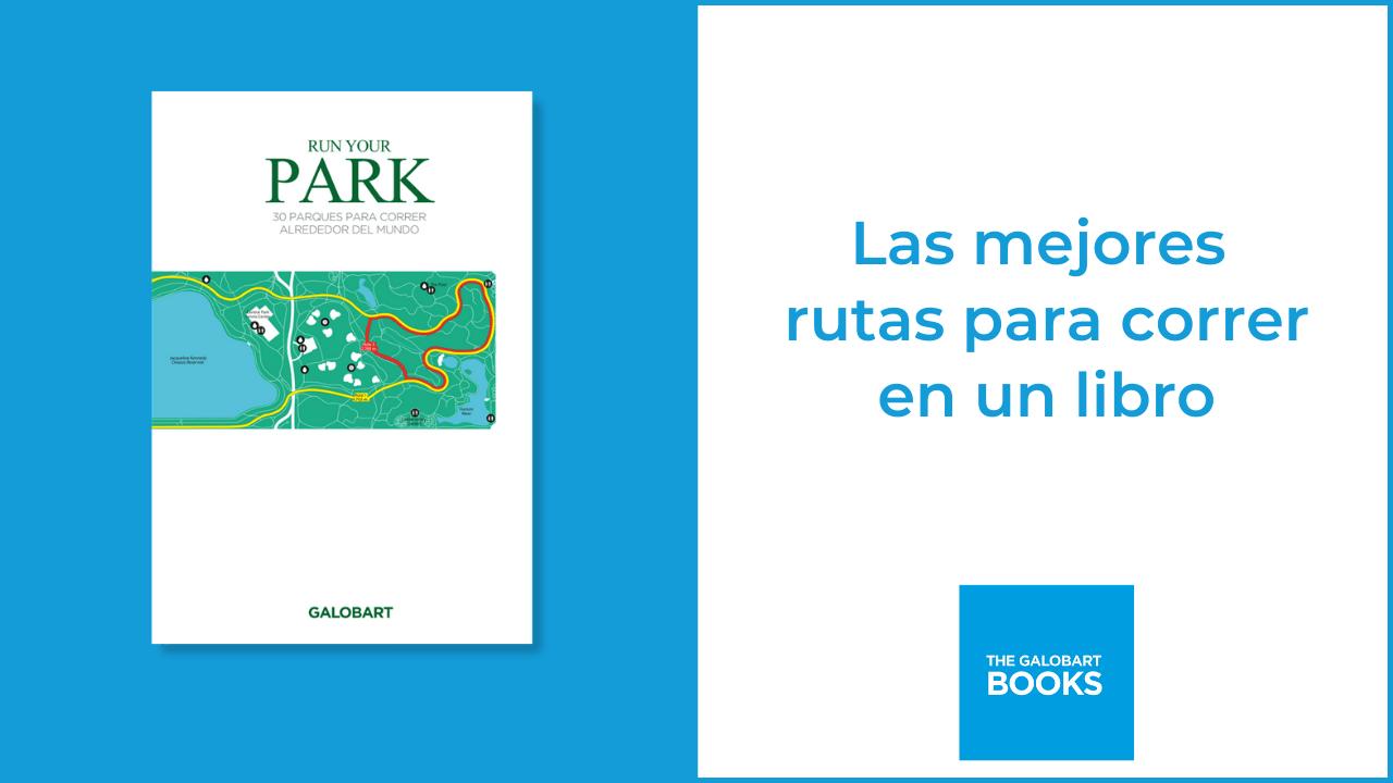 las mejores rutas para correr en libro