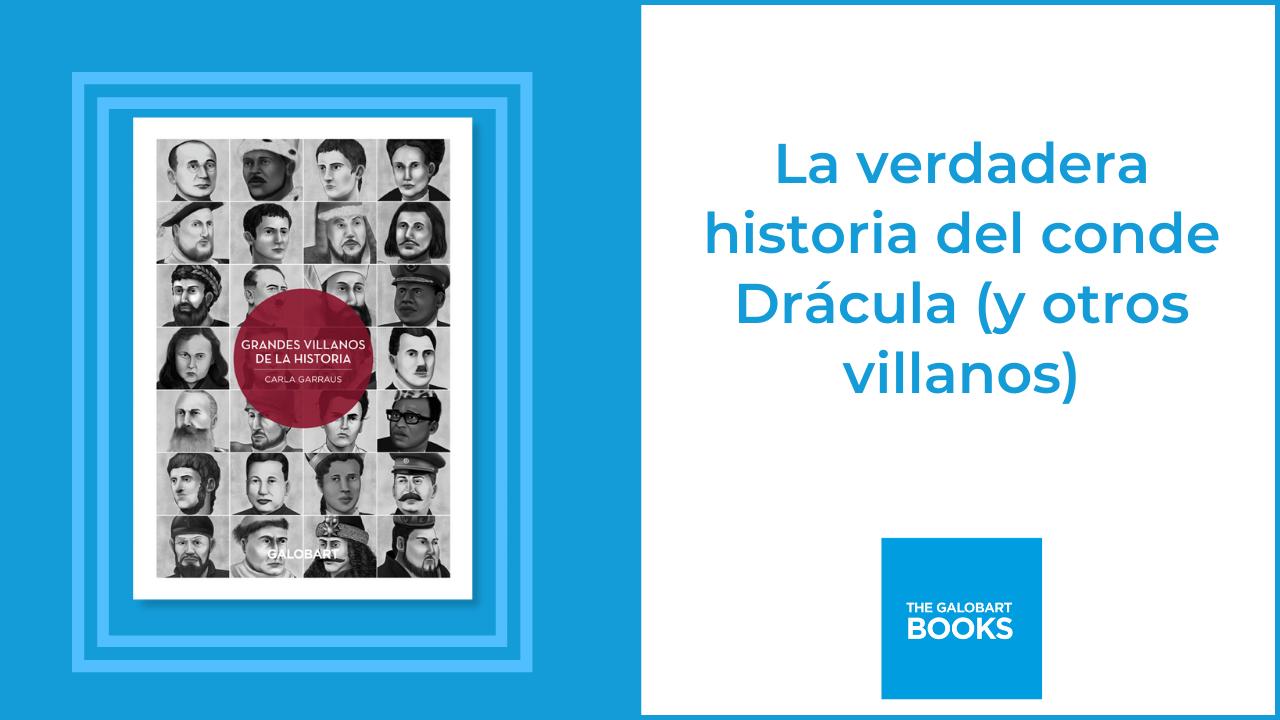 La verdadera historia del conde Drácula y otros vilanos