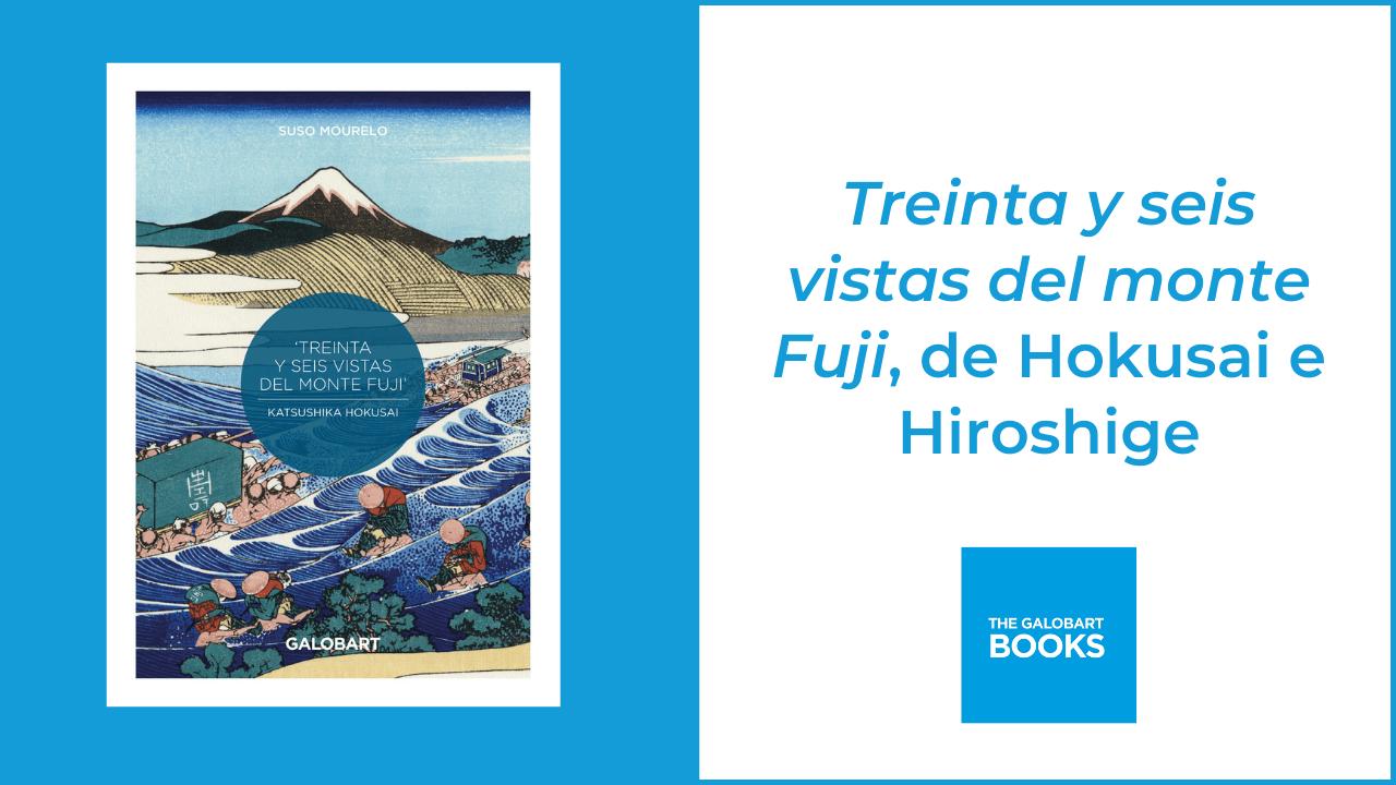 Hokusai monte Fuji