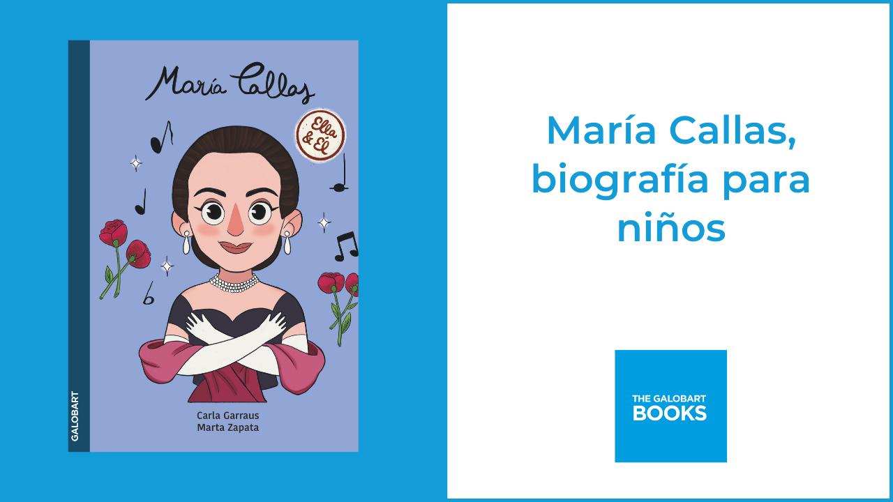 Biografía para niños de María Callas