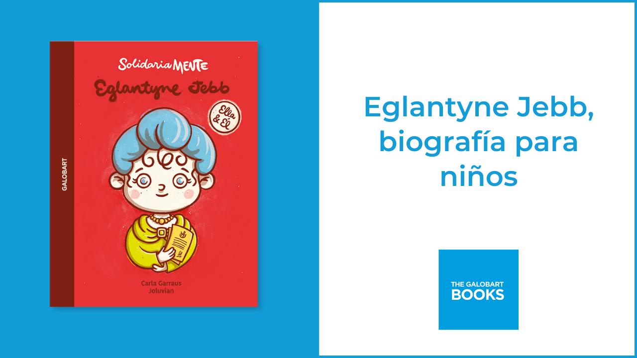 Eglantyne Jebb, biografía para niños